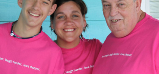 Family Dealing with Breast Cancer