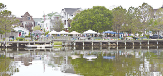 Manteo waterfront. Picture Amy Dixon Photography