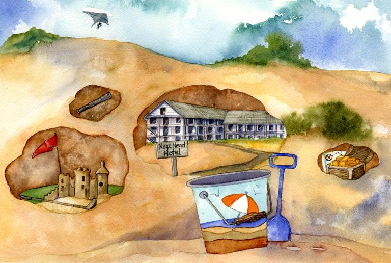 Buried Treasures—What is Under Jockey's Ridge? | North Beach