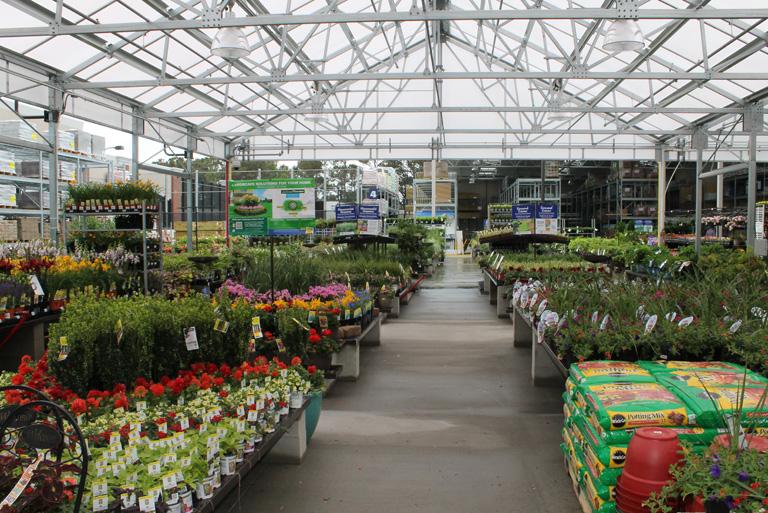 lowes garden center - Lowes Garden