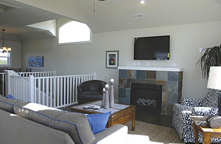 Interior Of BDu0026A Home ...