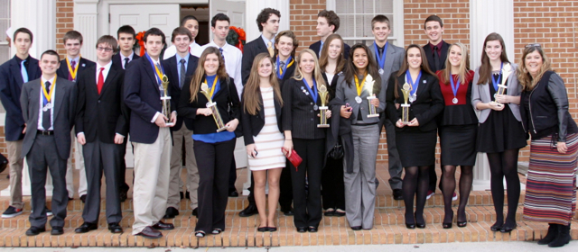 FFHS DECA Competes at Regional Conference | North Beach Sun