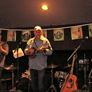 The Jug Tucker Band (LtoR): Ed Gee, Mark Criminger, Sherri Criminger.