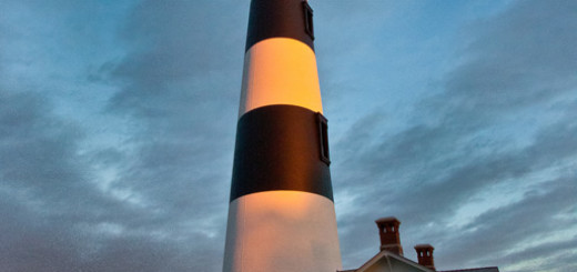 Bodie Island Lighthouse. Photo by Kati Wilkins.
