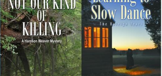 Joseph Terrell's two novels for 2013.