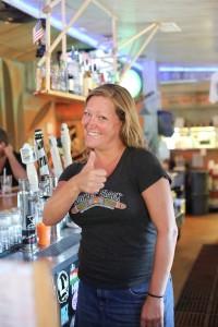Sonya Barnahrt at Bonzer Shack