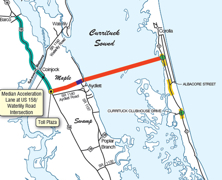 Mid Currituck Bridge-A Troubled Future