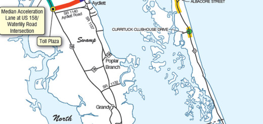 Plans for the Mid Currituck Bridge may be back on track.