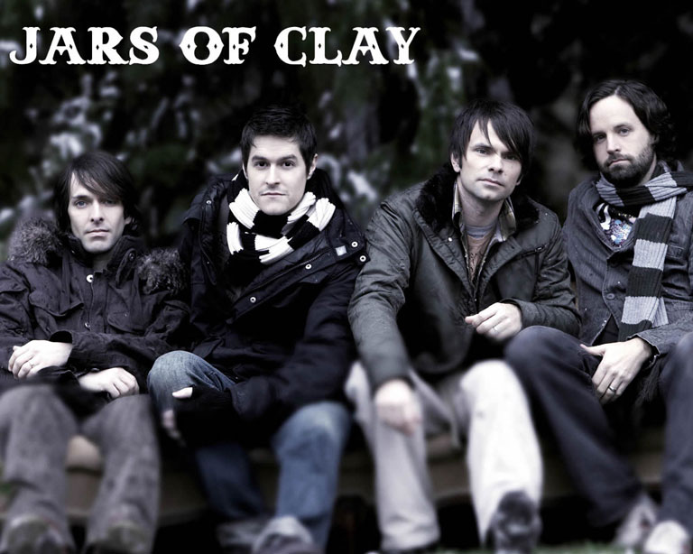 Jars of Clay coming to Roanoke Island Festival Park for their 20th Anniversary Tour.