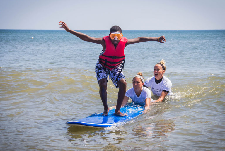 Surfing for Autism coming to the Outer Banks August 23.