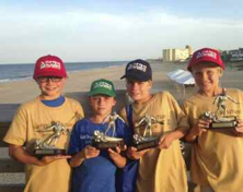 Kids Helping Kids: Local Boys Raise Money for Surfing For Autism
