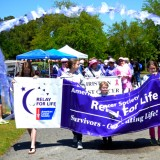 With cancer survivors leading the way, the 2015 Dare County Relay for Life gets underway on Saturday.