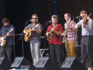Great music Wednesday and Thursday at the Outer Banks Bluegrass Festival, but Friday and Saturday had to be cancelled.