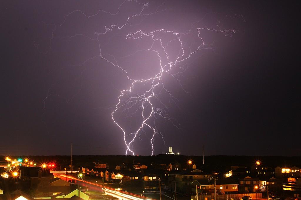 Mickey McCarthy lightning
