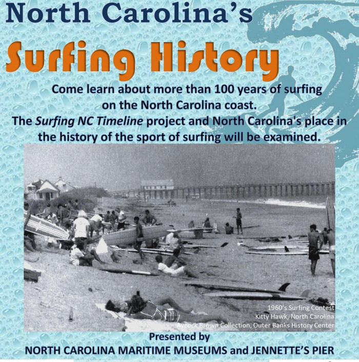 8ba77215c138f9 A first person to surf the waters of North Carolina certainly exists