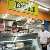 Owner Ann Greeson is ready to take your order at Wink's deli counter!