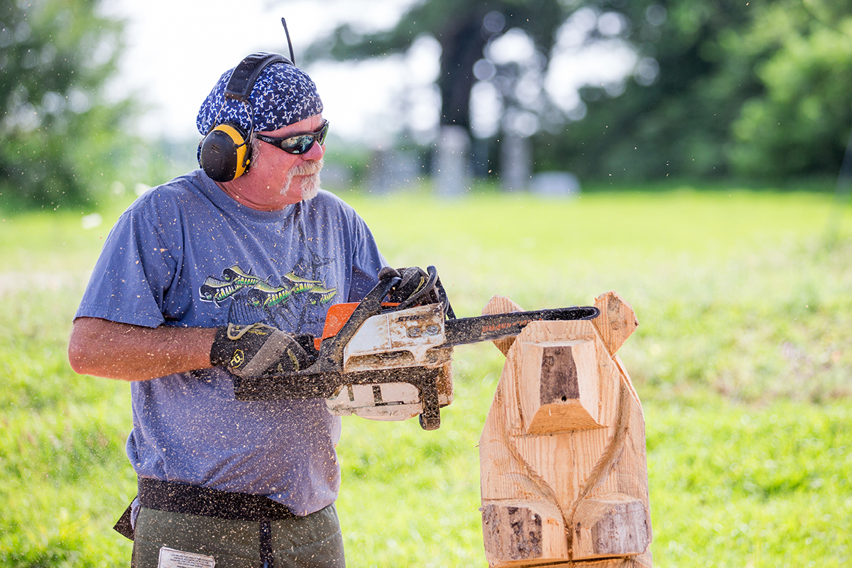 Carving out a living north beach sun outer banks news