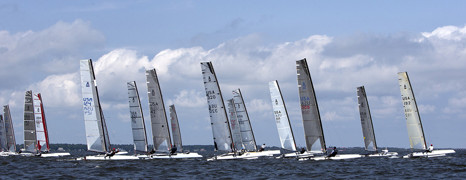 First SailNC Regatta a Huge Success