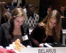 First Flight High School Attends Model UN Conference