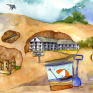 Buried Treasures—What is Under Jockey's Ridge?