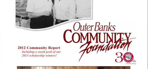 Outer Banks Community Foundation Annual Report