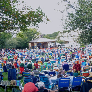 The 8th Annual Duck Jazz Festival may have been the best attended yet.